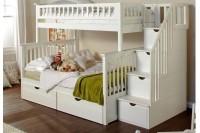Мебель в детскую из массива дерева 5