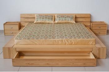 Мебель из массива сосны 4