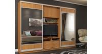 Шкафы-купе в гостиную (5)