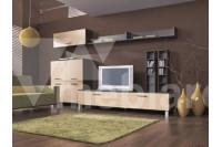 Комбинированная модульная мебель для гостиной