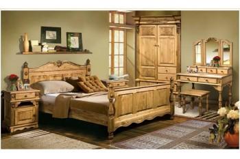 Аутентичный набор для спальни