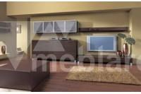 Современный модульный набор мебели