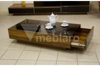 Кофейный столик с выдвижным ящиком