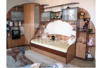 Большой набор мебели