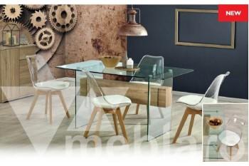 Обеденный стол Bergen, стулья К246