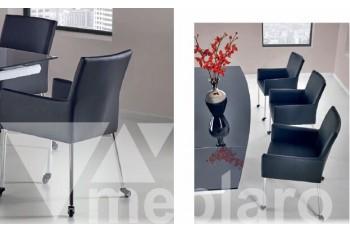 Черные кресла Anderson