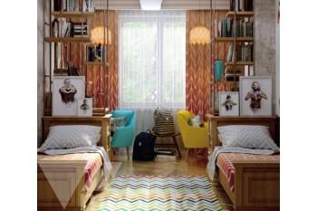 Мебель в классическом стиле для двоих