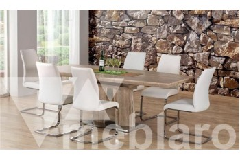 Обеденный стол Rafaello, стулья Carnelio