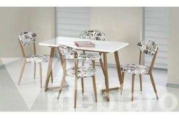 Обеденный стол Fiero, стулья К215